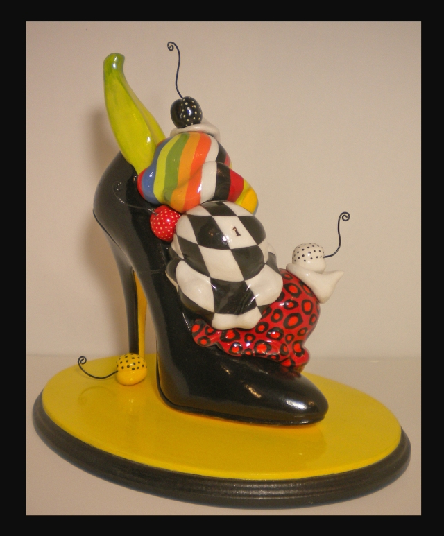 4)Sundae Shoes