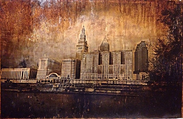 Cleveland Stained
